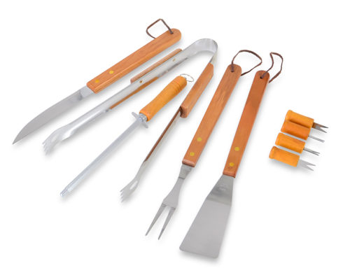 Kit Churrasco Advantage – 10 pçs.
